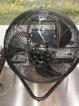 ventilador industrial como nuevo