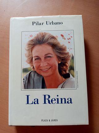 La reina. De Pilar Urbano.