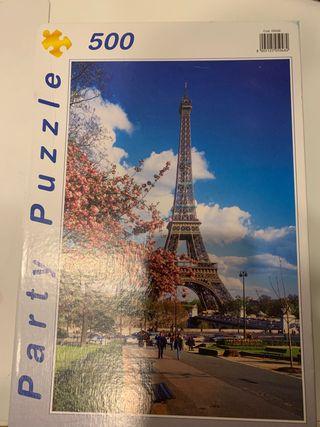 Puzzles 500 piezas