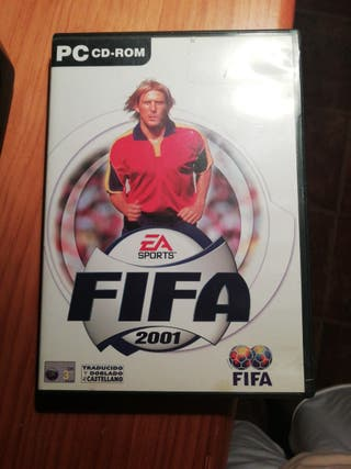 FIFA 2001 PARA PC