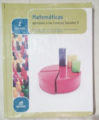 MATEMÁTICAS APLICADAS C. SOCIALES II