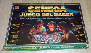Seneca, juego del saber