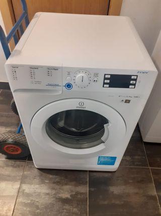 lavadora INDESIT 9 kilos clase A+++ 1400 rpm