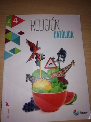 Libro de Religión 4°ESO