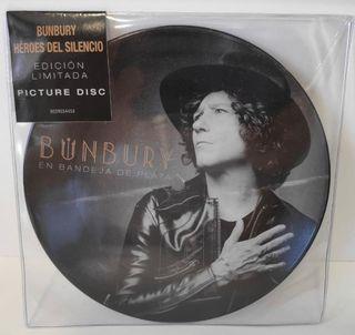 Bunbury En Bandeja de Plata Picture Disc
