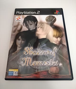 Shadow of Memories Playstation 2 Pal España