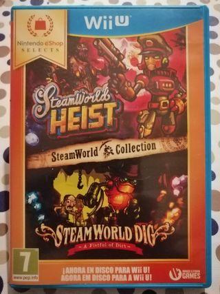 Steam World Collection (Wii U)