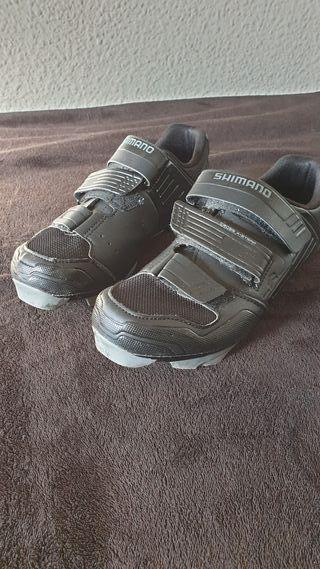 Zapatillas Shimano MTB Talla 40