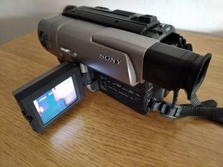 Video cámara Handycam Sony