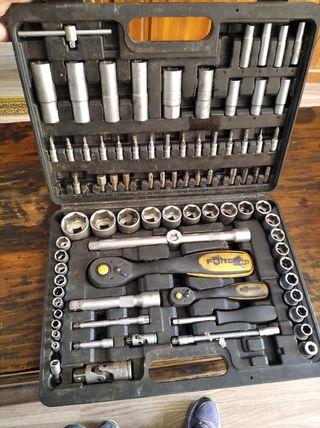 maletín de herramientas