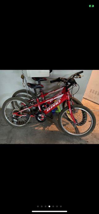 Bicicleta infantil B PRO jr 20'