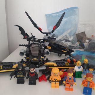 Lote Partes Lego Y Muñecos / Lego
