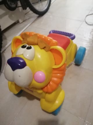 moto bebe leon