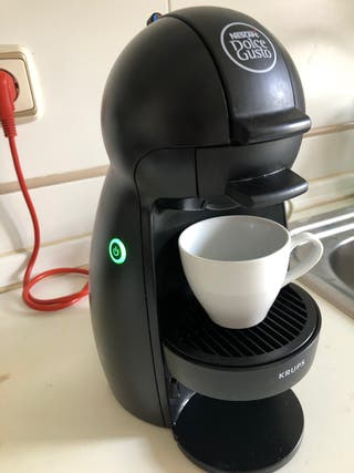 Cafetera Krups cápsulas Dolce Gusto