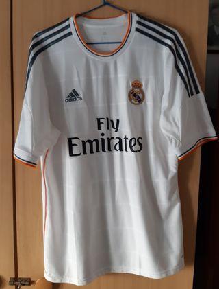 Camiseta Real Madrid copa del rey 2014