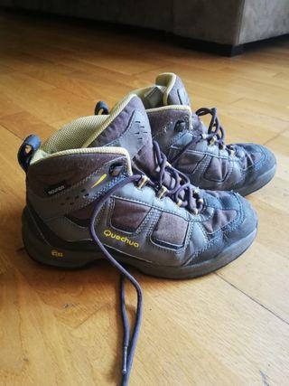 botas de monte 36
