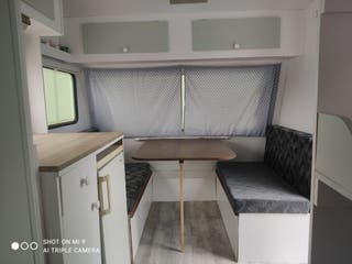 caravana hergo impala L 750kg