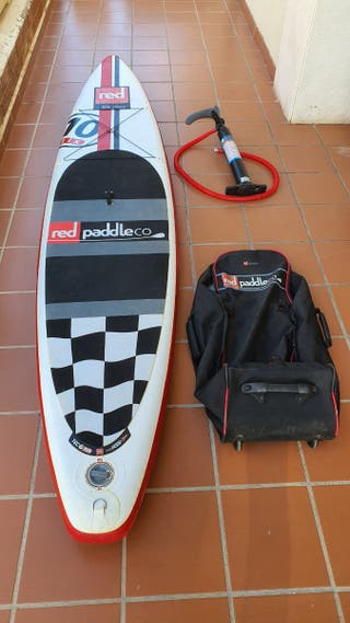 Tabla paddle surf Red paddle co max 10.6