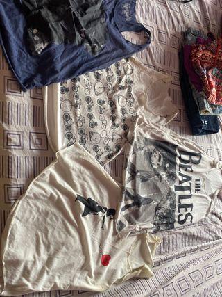 Lote camisetas verano