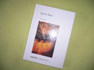 Just in Time de David Hutchins