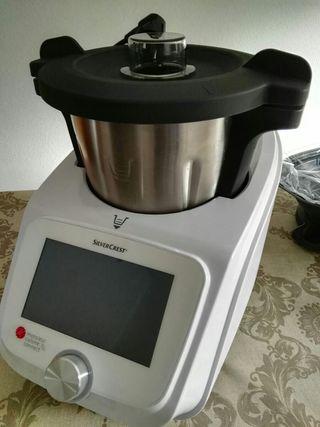 SilverCrest Robot de cocina Monsieur Cuisine
