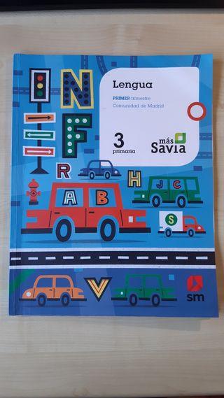 Libro de lengua tercero de primaria