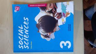 Libro social sciences de tercero de primaria