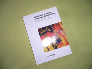 Manual ISO 17025:2005