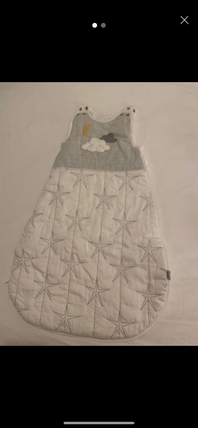 Baby sleep suit mamas & papas 0-6 months