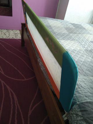 Barrera de cama para niños