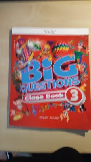 Libro de inglés de tercero de primaria