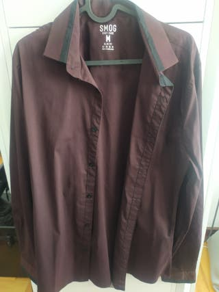 camisa new yorker hombre