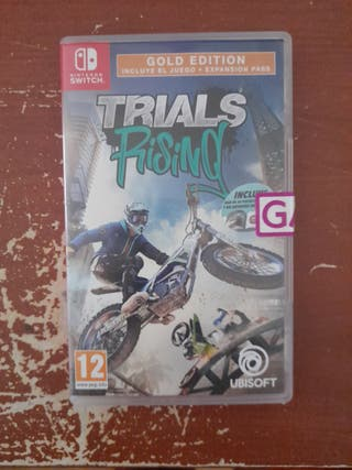 trials risong para nintendo switch