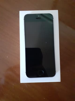 IPHONE SE 16GB CAJA I CARGADOR ORGINAL SIN USAR