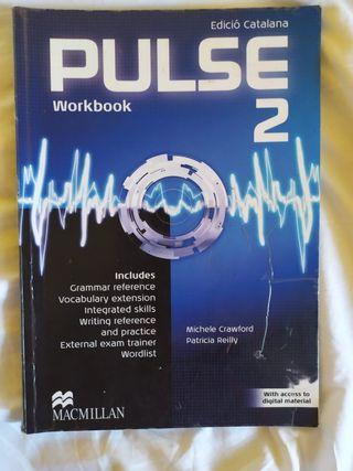Pulse 2 teacher book-CDs-workbook