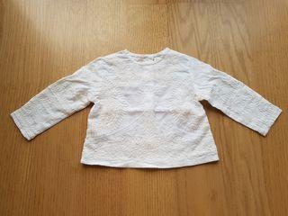 Camisa bebé 1-3 meses Zara