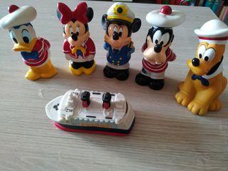 Muñecos Mickey