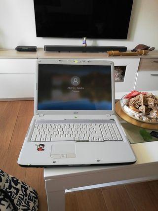 Portátil Acer aspire 7720g. algo negociable