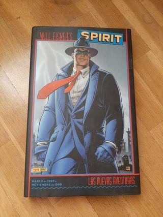 Cómic nuevo Will Eisner's the spirit