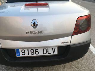 MEGANE CABRIO DESCAPOTABLE SPORT