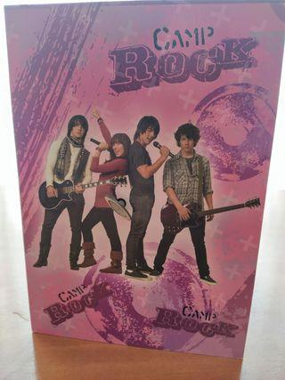 Joyero musical Camp Rock