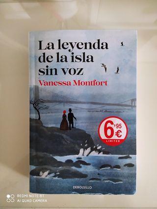 Libro: La leyenda de la isla sin voz