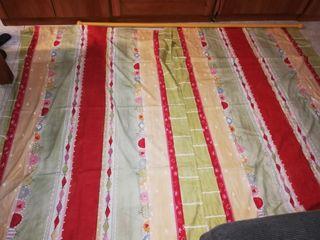 cortinas infantiles en buen estado