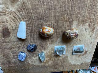 Minerales y fósil