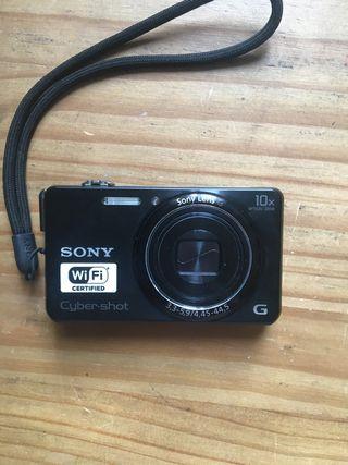 Cámara de fotos y video SONY