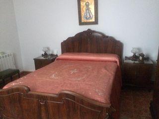 Habitación de matrimonio antigua