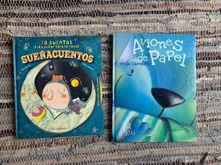 Pack de 2 preciosos libros infantiles grandes