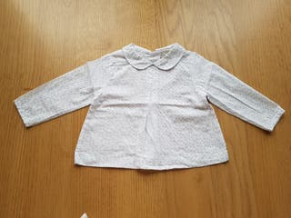 Camisa bebé 3-6 meses Gocco