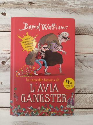 La increïble història de l'avia Ganster