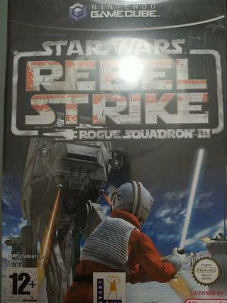 Star Wars Rebel Strike rougue squadron III